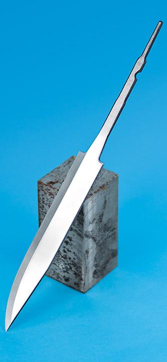 Kniv med material från Scanstrip